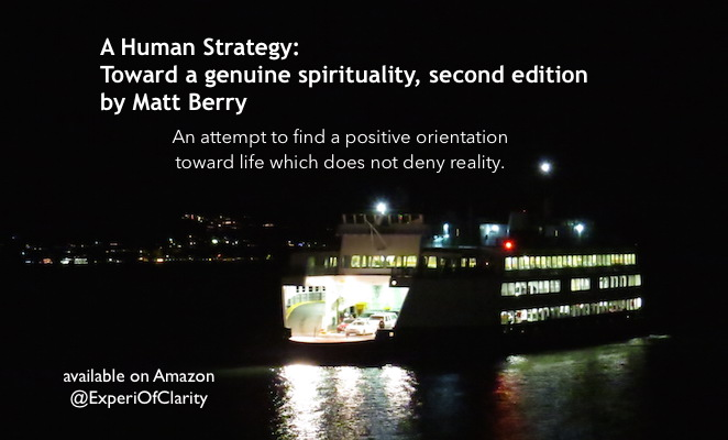 A Human Strategy by Matt Berry