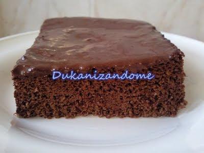 Tarta de chocolate, microondas Tarta+choco+dukan