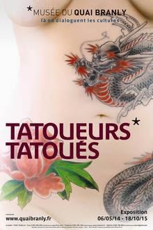 Tatoueurs Tatoués, l'exposition au quai Branly