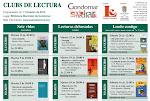 PROGRAMACIÓN CLUBS DE LECTURA XANEIRO-MARZO 2013