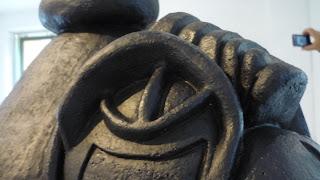 Fabiola Gamez Ceramista Venezolana Museo de Arte Afroamericano Fotografía Gladys Calzadilla