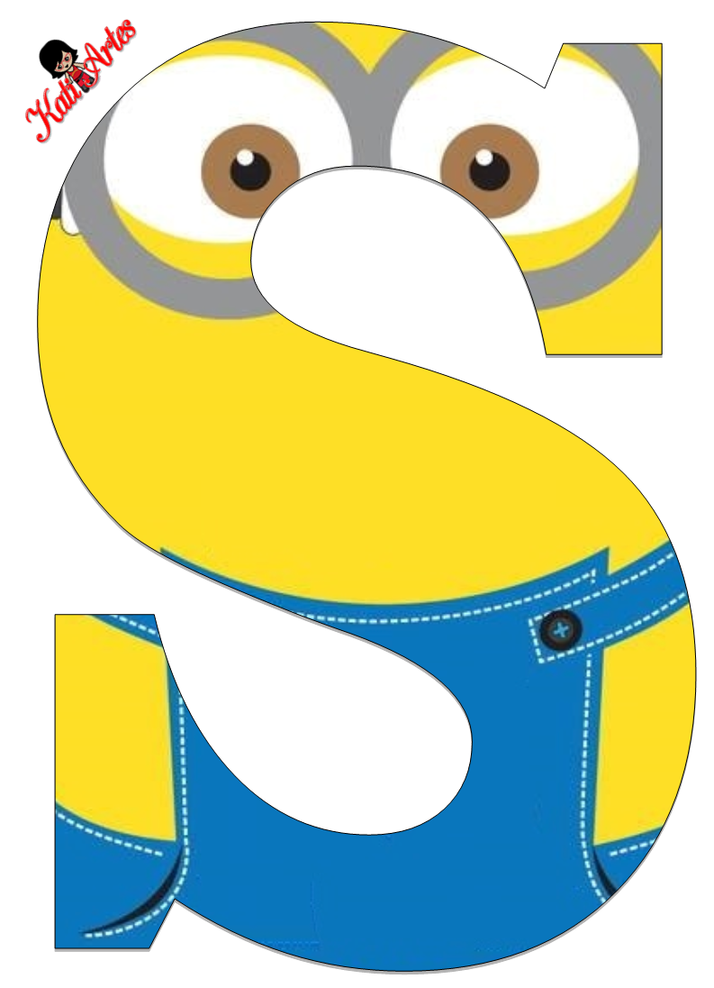 free-printable-minions-alphabet-009.PNG 793×1.096 pixel