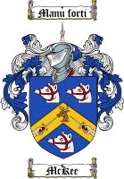 McKee Coat of Arms