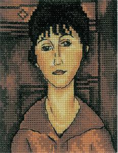 RTO, Портрет девушки