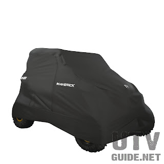 Can-Am Maverick Trailering and Storage Cover