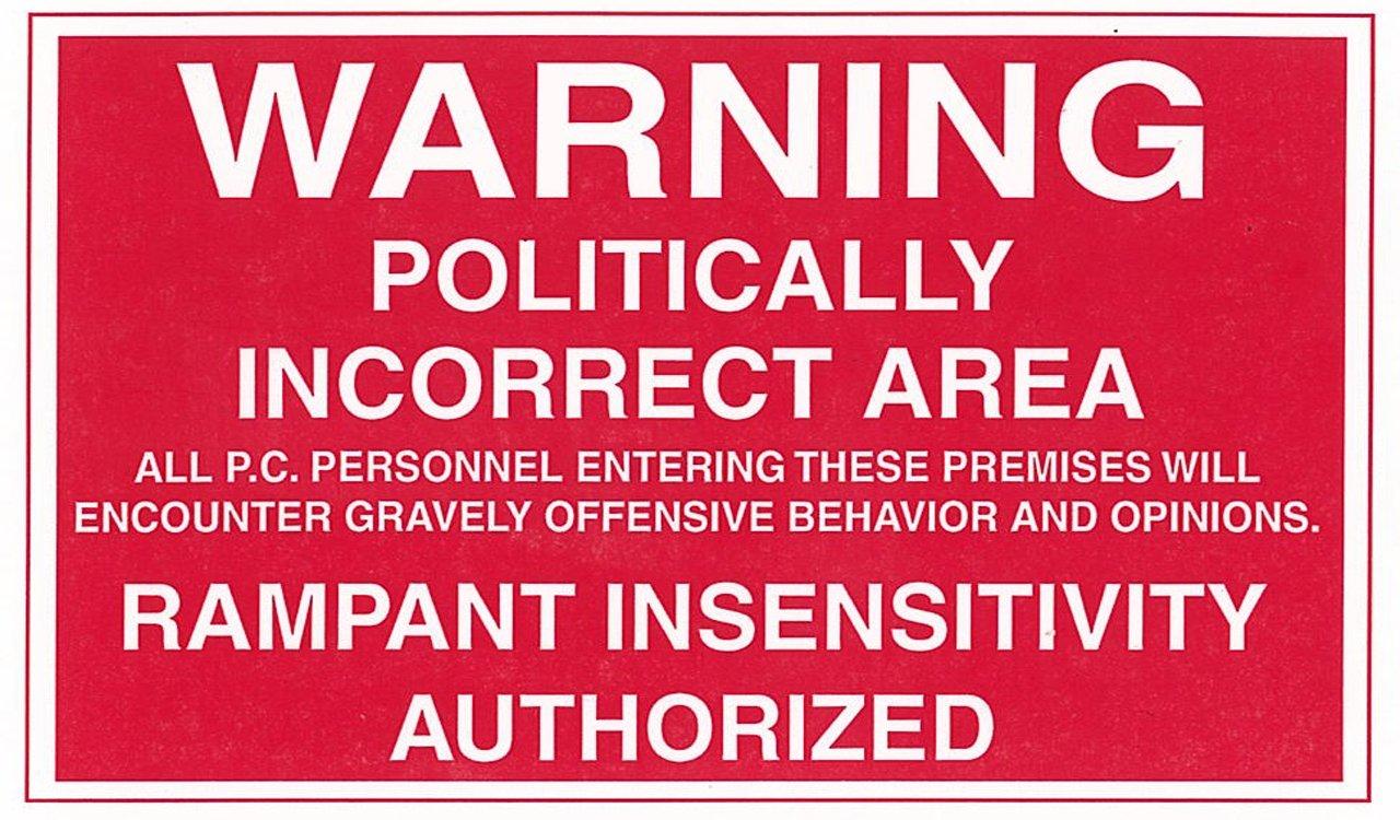 Retired in Delaware: Politically Incorrect