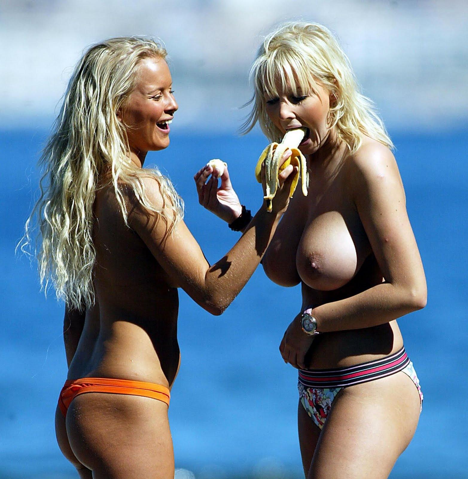 Michelle marsh topless beach
