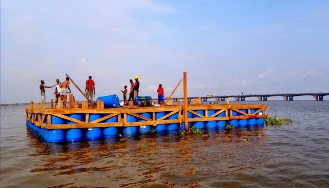 flotantes de escuela de makoko