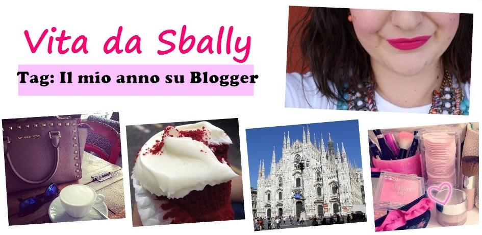 il mio anno su blogger