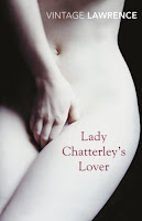 Vintage edition book cover of Lady Chatterley's Lover by D.H. Lawrence