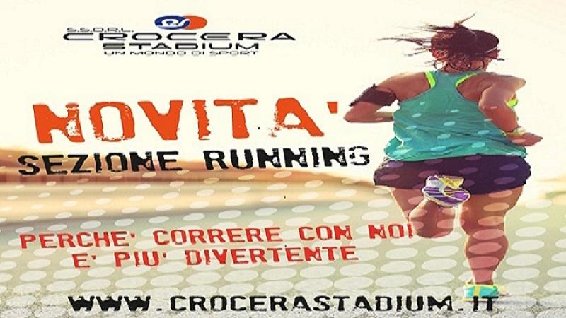 Crocera Running