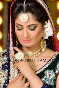Fashion: Bridal Makeup Hairstyles