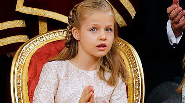 Spain's future queen turns 10. Leonor, Princess of Asturias (Leonor de Todos los Santos de Borbón y Ortiz, born 31 October 2005) is the elder daughter of King Felipe VI and Queen Letizia of Spain. Leonor is first in the line of succession to the throne.