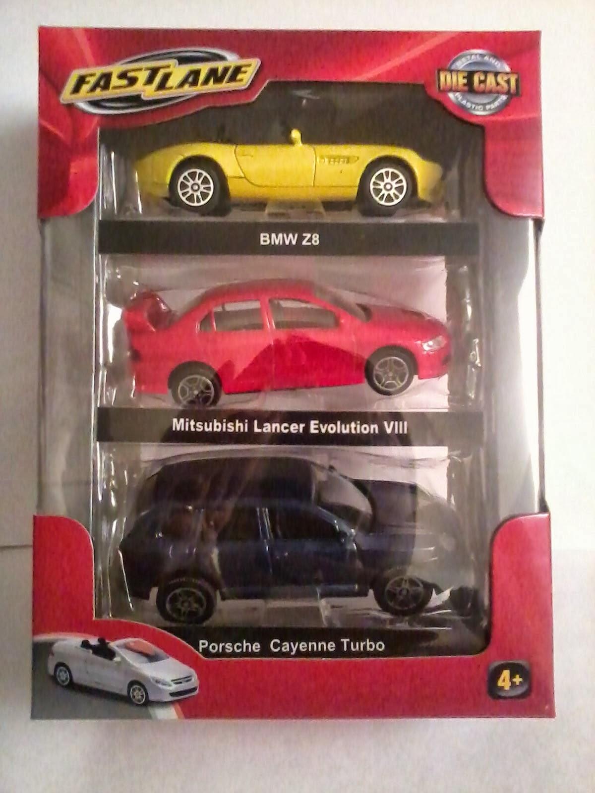 GM A Dollar Toys R Us Fast Lane