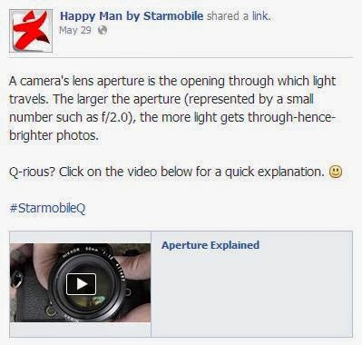 Starmobile Q Coming Soon, Qualcomm Processor and f/20 Camera in Tow