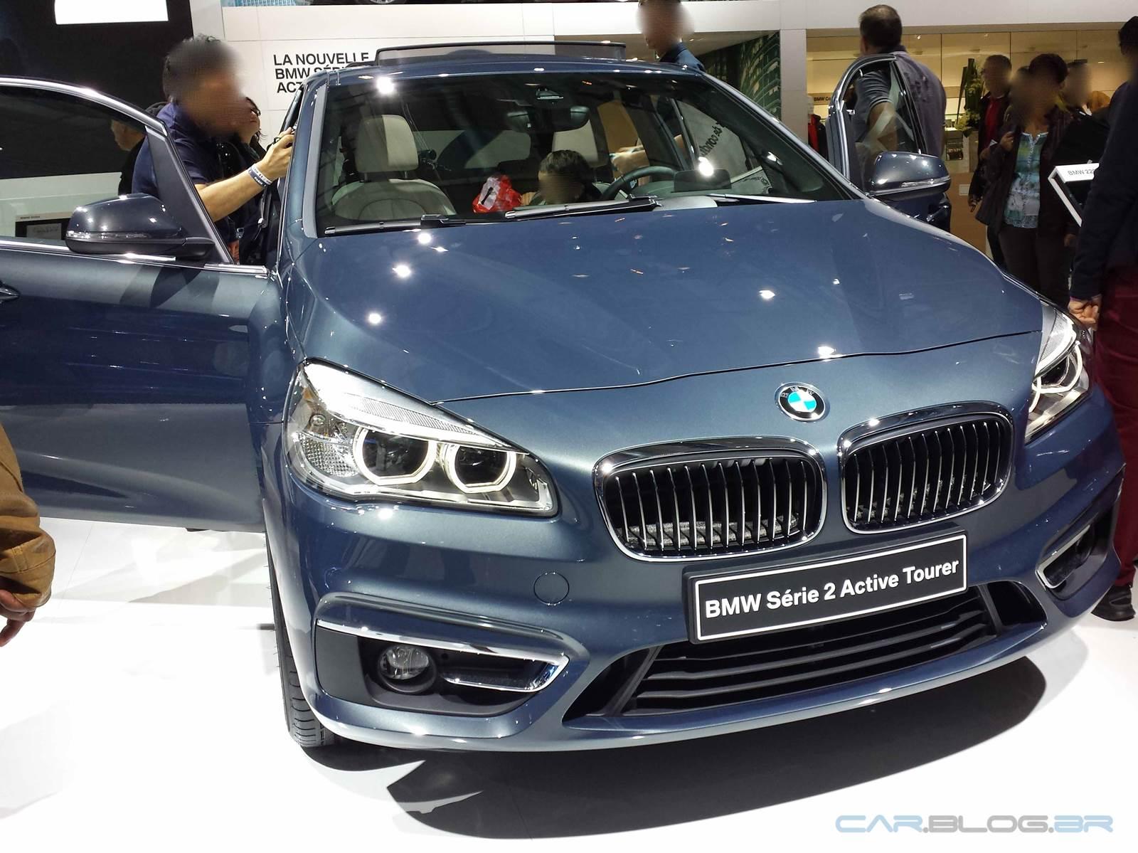 BMW Série 2 Active Tourer - Brasil