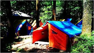 camping unyu | Tempat Wisata Bogor