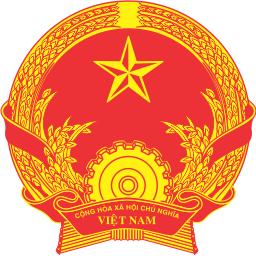 Quốc huy nước Cộng Hòa Xã Hội Chủ Nghĩa Việt Nam