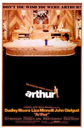 Arthur Dudley Moore Liza Minnelli 1981