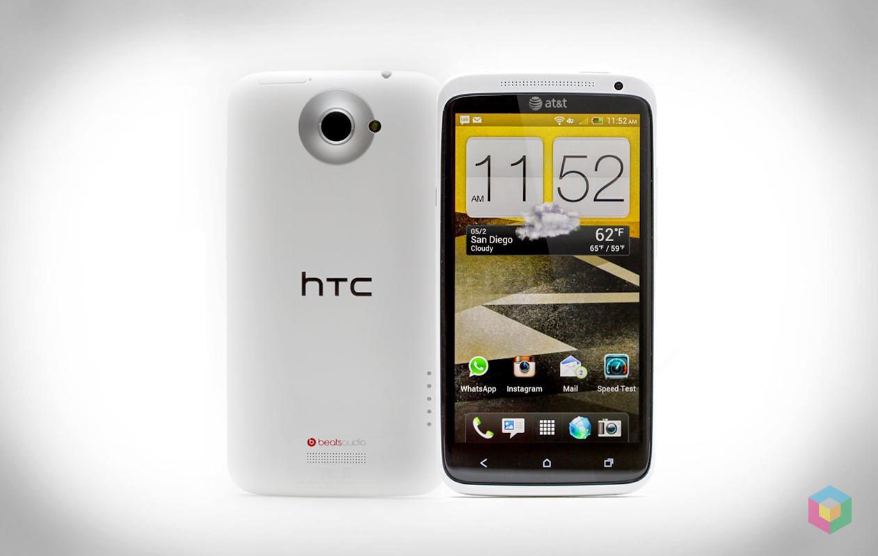 HTC One X: specifications, reviews, prices, description