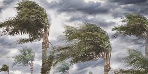 Pengalaman berdepan angin kuat / angin kencang berserta turunnya hujan, baca doa ketika angin kencang