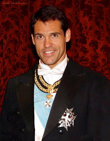 SAR Luigi Borbone Dampierre d'Angiò