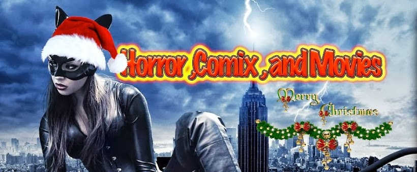 Horror Comix And Movies ! Visit my second blog :)