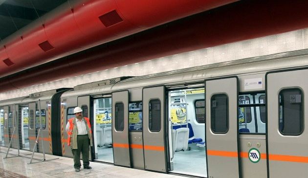 Στάσεις εργασίας για δύο εβδομάδες οι εργαζόμενοι σε μετρό, ηλεκτρικό σιδηρόδρομο και τραμ