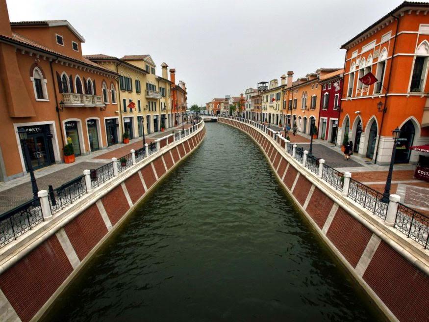Replika Kanal Florentine