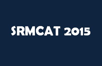 SRMCAT 2015 Logo