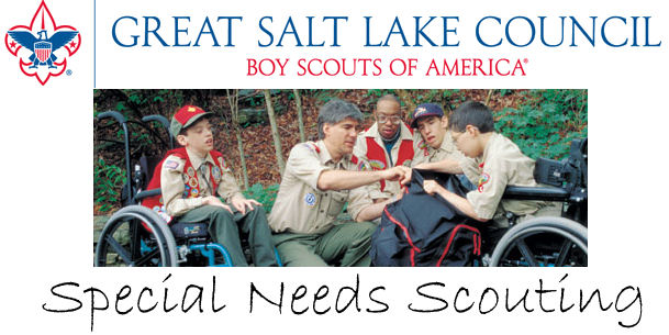 Great Salt Lake Council Special Needs Scouting