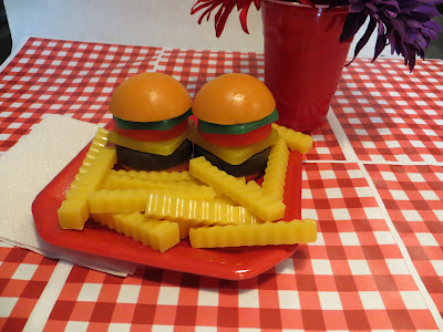 Melt & Pour Soap: Slider Burgers and Fries Tutorial