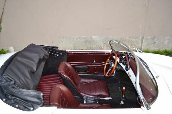 White 1957 Porsche 356 Speedster Buy Classic Volks