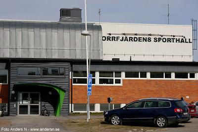 Norrfjärdens sporthall
