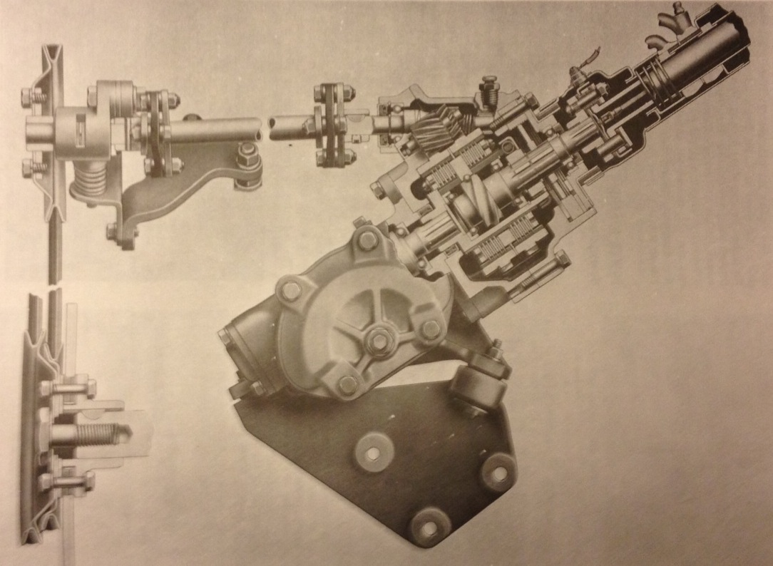 1955 Ford Power Steering Diagram Electrical Wiring Diagrams Schematic Studebaker Bendix Enthusiast Taurus