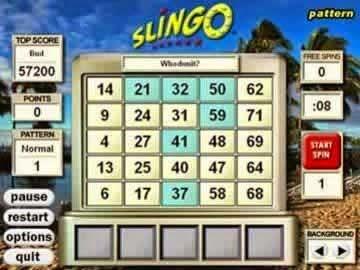 Game Slingo Deluxe