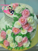 WEDDING CAKE -BUTTERCREAM