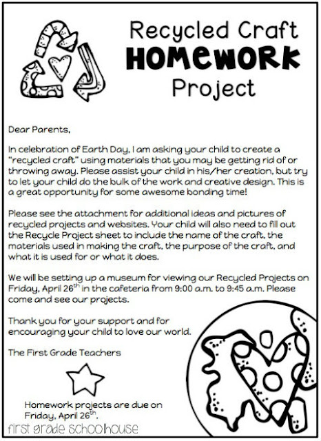 homework project ideas