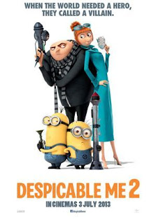 Sinopsis Despicable Me 2 (Movie Trailer HD)