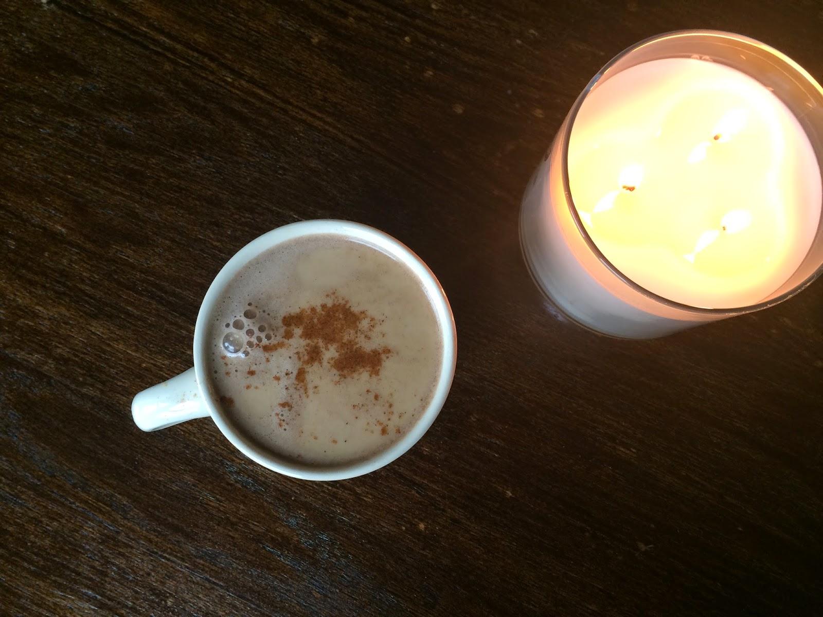 feel flourish pumpkin spice coffee recipe happy autumn