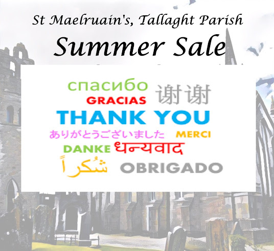 Summer Sale Thank you