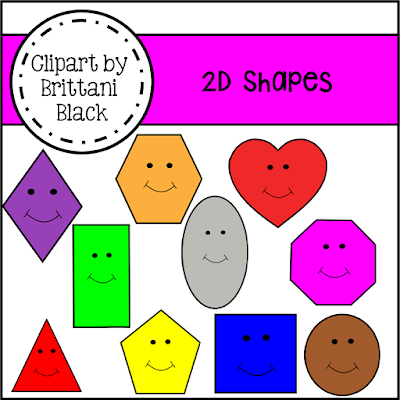 https://www.teacherspayteachers.com/Product/2D-Shapes-Clipart-2263787
