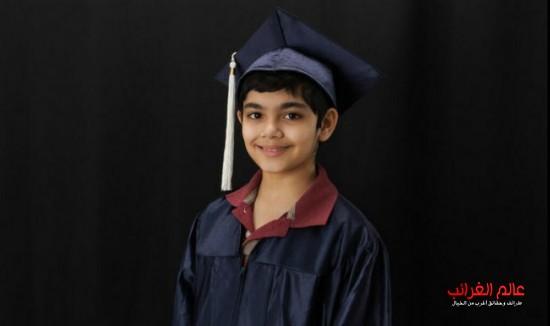 الطفل المعجزة، التخرج، عالم العجائب