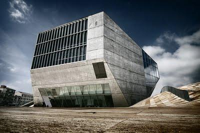 Estudio nap blog casa da musica rem koolhas oporto - Casa de la musica oporto ...