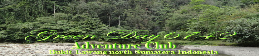 Green Day 6742 Adventure Club ( Best Guide ) Bukit Lawang North Sumatera Indonesia