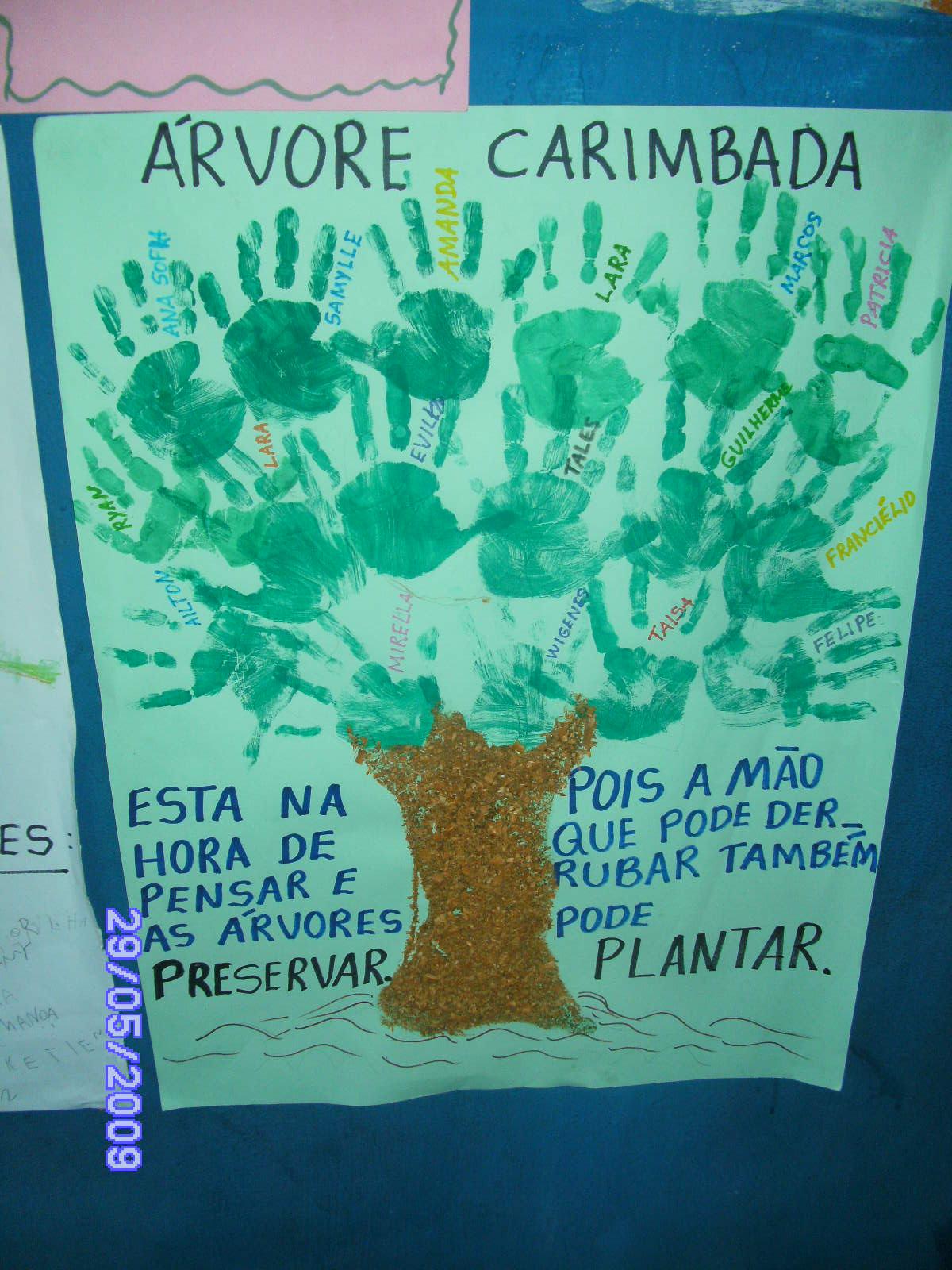 Suficiente Educação Infantil: 14- Trabalhos sobre o Meio Ambiente e  BL01