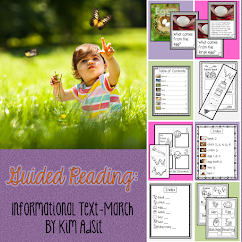 March Guided Reading
