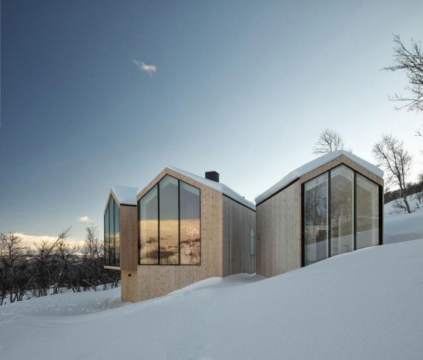Estudio nap blog casa de vacaciones en noruega for Casas en noruega