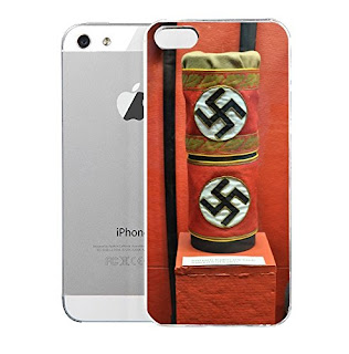 Swastika phone case