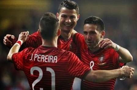 Portugal vs Ghana